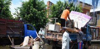 Ascienden a 4.598 las personas desplazadas en Uruguay por las inundaciones