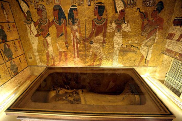 La tumba de Tutankamón revive tras diez años de restauración
