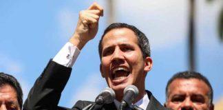 Guaidó dice que consideraría amnistía para Maduro