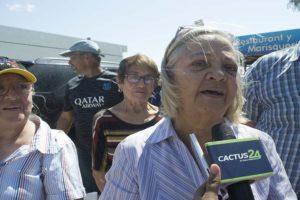 Paraguaneros abogan por una salida pacífica en el país