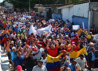 Alcides Goitia: ratificamos lealtad a la Patria y al presidente Nicolás Maduro