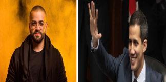 Nacho tendrá un debate con Juan Guaidó en Instagram