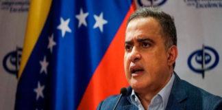 Tarek William Saab: El Ministerio Público actuará con severidad frente a guarimbas