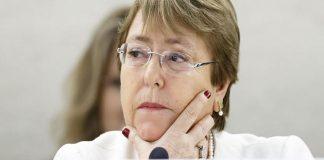 ONU confirma que Gobierno de Maduro ha invitado a Bachelet a visitar el país