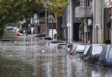 Las inundaciones en Argentina no cesan y dejan más de 4.000 evacuados
