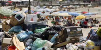 Corea del Sur repatriará 6.300 toneladas de basura enviadas a Filipinas