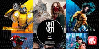 Las películas más taquilleras de la cartelera en 4DX a mitad de precio