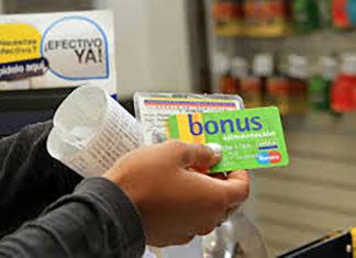 El Bono de Alimentación fue ajustado a BsS.1.800 y será cobrado este 30E
