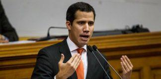 """Guaidó llama a trabajar para transición y """"elecciones libres"""" en Venezuela"""