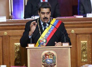 Maduro acusa a EEUU de incitar la violencia en Venezuela
