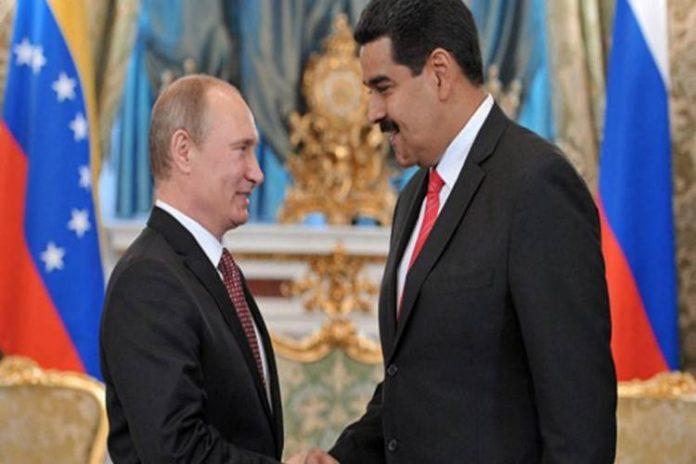 Rusia llama a poner fin a la intromisión en los asuntos internos de Venezuela