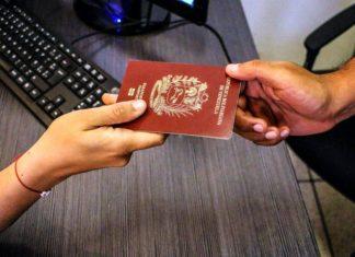 Saime realizará jornadas para entrega de pasaportes