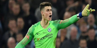 Chelsea sanciona a Kepa sin una semana de sueldo y Sarri pasa página