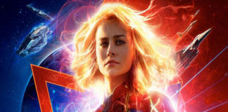 Capitana Marvel ya supera en preventa de entradas a Aquaman y Wonder Woman