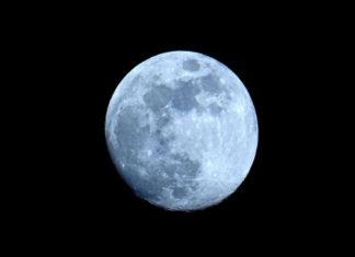 """Este 19F se verá la """"Superluna de nieve"""""""