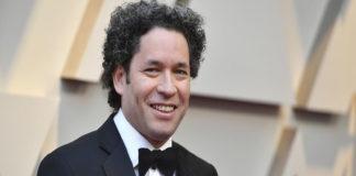 """""""Viva Venezuela libre"""", exclamó Dudamel en los Óscars"""