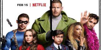 The Umbrella Academy llega a Netflix