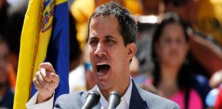 Guaidó informó que giró instrucciones para continuar movilizaciones si es detenido