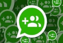 WhatsApp permitirá que controles mejor las invitaciones a grupos