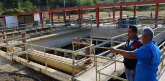 Gobierno de Falcón intensifica esfuerzos para estabilizar el sistema hídrico