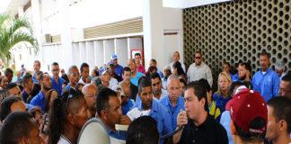 Impulsan mesas de trabajo para resolver conflicto en la UNEFM