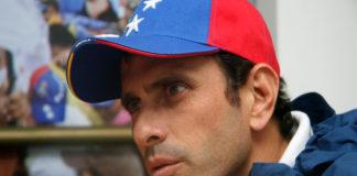 """""""No es el momento"""", dijo Capriles sobre candidaturas presidenciales"""