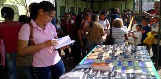5 mil personas visitaron la Feria Internacional del Libro FILVEN Falcón