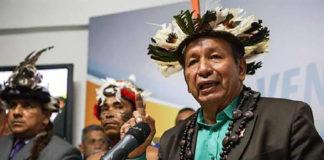 """Guarulla asegura que la """"ayuda humanitaria"""" entró por Amazonas (+Imágenes)"""