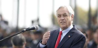 """Piñera a los venezolanos: """"Nunca la noche es tan oscura como cuando está amaneciendo"""""""