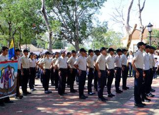 Sector educativo falconiano conmemoró el Bicentenario del Congreso de Angostura