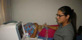 UPTAG Y UNEFM realizan jornada de econosonograma mamario en Urumaco