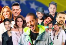 La lista de los artistas que participaran en el Venezuela Aid Live