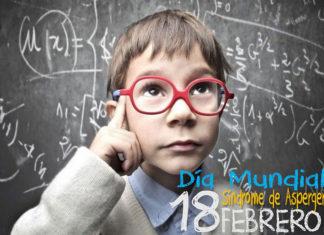 Día Mundial del síndrome de Asperger es este 18F