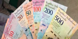 BCV borra la expresión soberanos a los bolívares