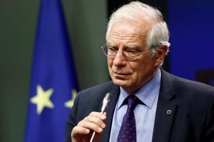 Borrell advierte rechazo de la UE a una intervención militar en Venezuela