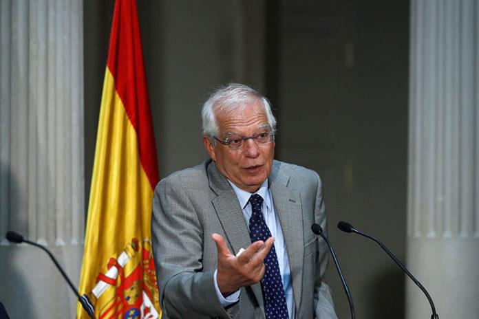 Borrell: España trabaja para evitar una intervención militar en Venezuela