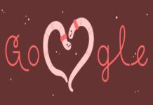Google lanza romántico Doodle animado para este 14 de febrero 9c2fbe86ddf5