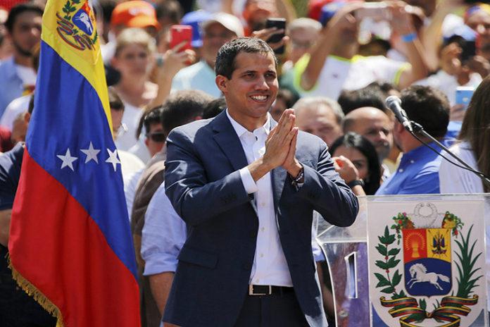 Conozca los puntos de salida para concentración del 12F en Caracas