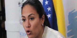 Laidy Gómez a los tachirenses: nadie vencerá mí espíritu de lucha
