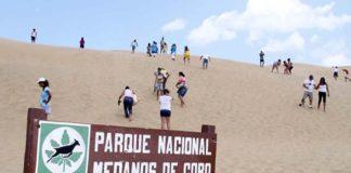 Tal día como hoy 6F se crea el Parque Nacional Médanos de Coro