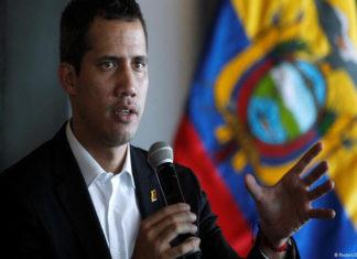 Guaidó aterrizó en Colombia antes de viajar a Venezuela