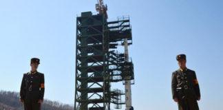 Pionyang reconstruye una base de misiles