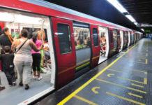 Apagón afectó el metro de Caracas