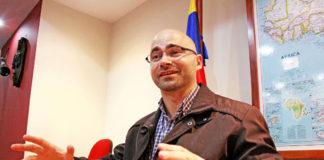 Basem Tajeldine rechazó la llegada de Guaidó al país