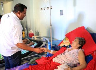 Bs. 590 millones áreas críticas Hospital de Coro