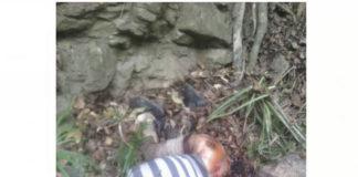 Cadáver de un hombre decapitado localizan en Vargas