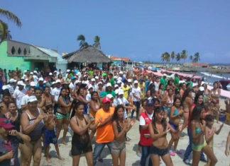 Más de 3 millones de venezolanos disfrutan Carnavales en el país