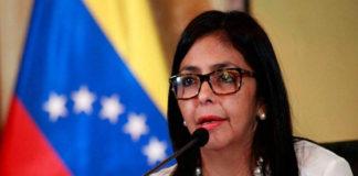 """Rodríguez tras el regreso de Guaidó al país: """"Se tomarán medidas apropiadas"""""""