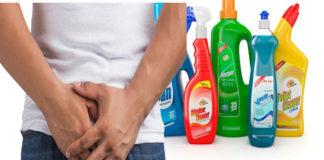 ¡Pilas mujeres! productos de limpieza pueden afectar fertilidad masculina