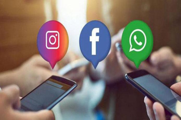 Caída de redes sociales podría deberse a la prueba de interconexión